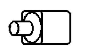 Переключатель усовершенствованный(SWITCH, 5 Speed) MotorGuide R3 Series