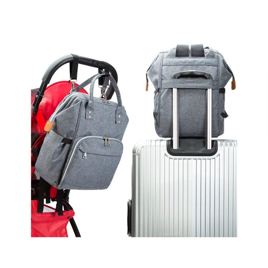 Сумка-рюкзак для мамы BABY MO. 2 я версия