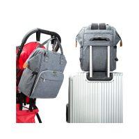 Сумка-рюкзак для мамы BABY MO Premium