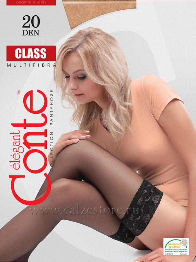 чулки CONTE Class 20
