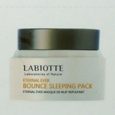 Маска ночная укрепляющая пробник LABIOTTE ETERNAL EVER BOUNCE SLEEPING PACK POUCH(S)