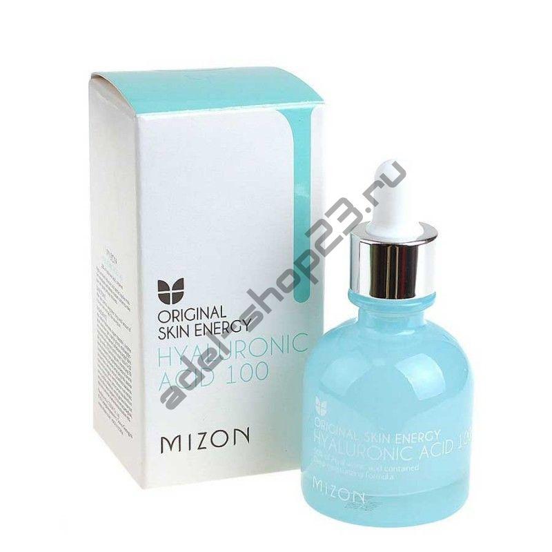 MIZON - Гиалуроновая сыворотка для интенсивного увлажнения Hyaluronic Acid 100