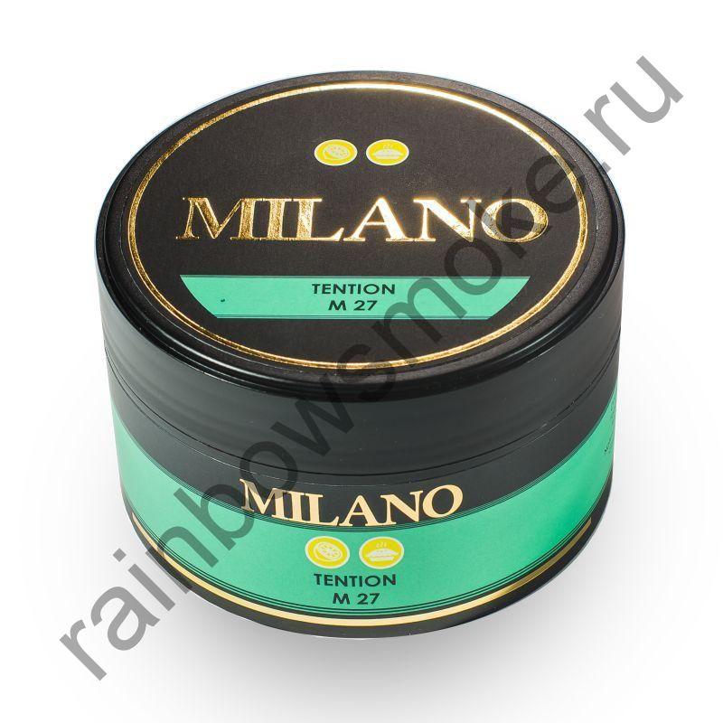 Milano 100 гр - M27 Tention (Лимонный пирог)