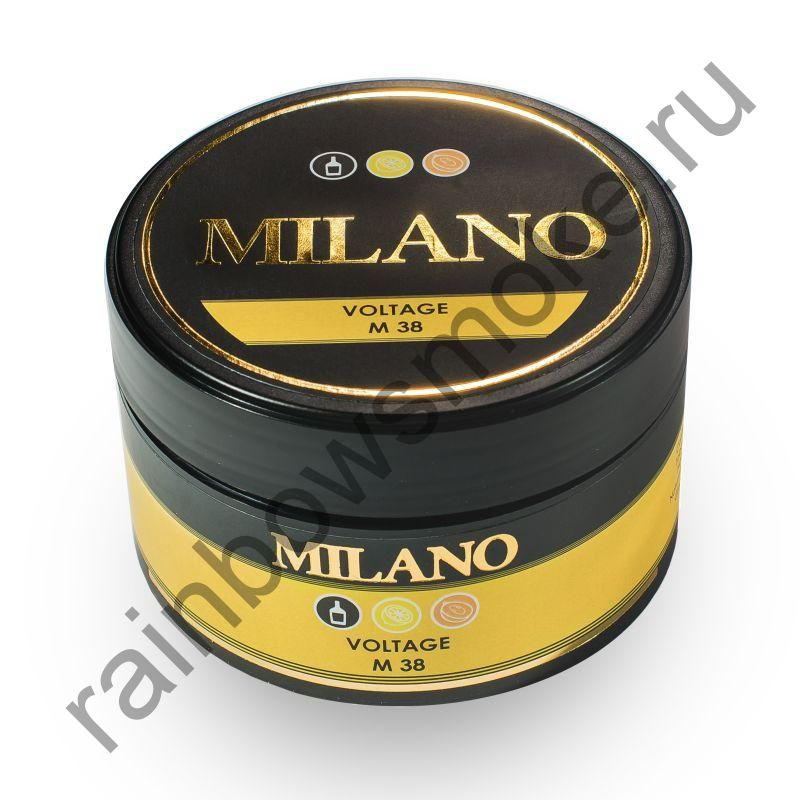 Milano 100 гр - Milano Voltage M38 (Вольтаж)