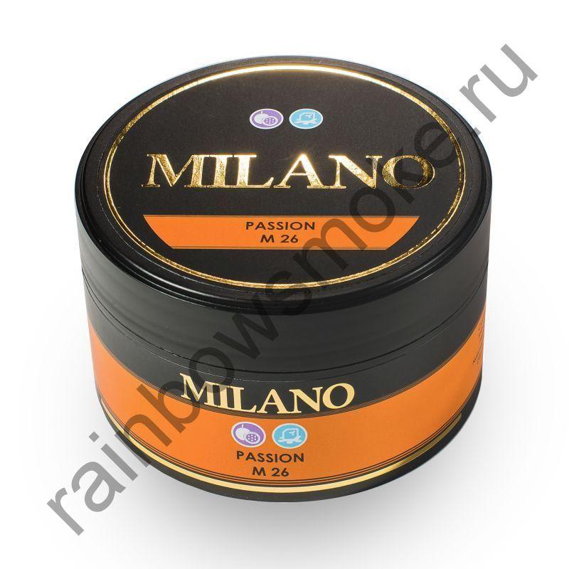 Milano 100 гр - M26 Passion (Маракуйя)