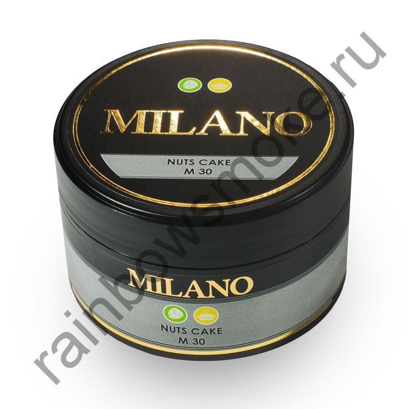 Milano 100 гр - M30 Nuts Cake (Ореховый Пирог)