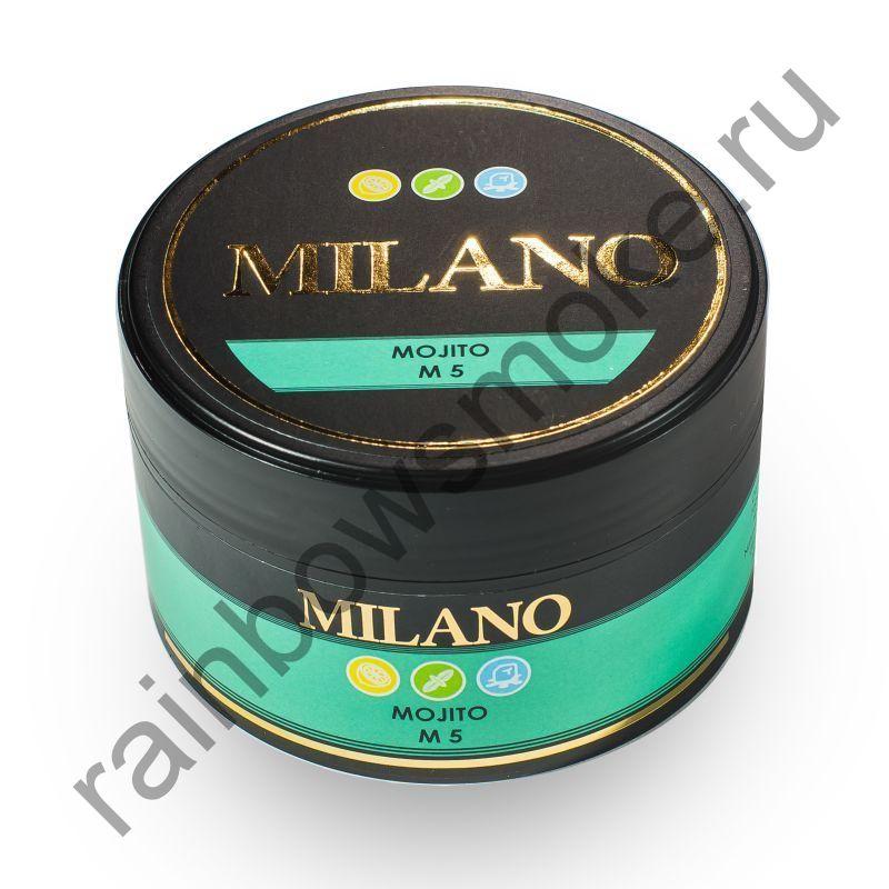 Milano 100 гр - M5 Mojito (Мохито)