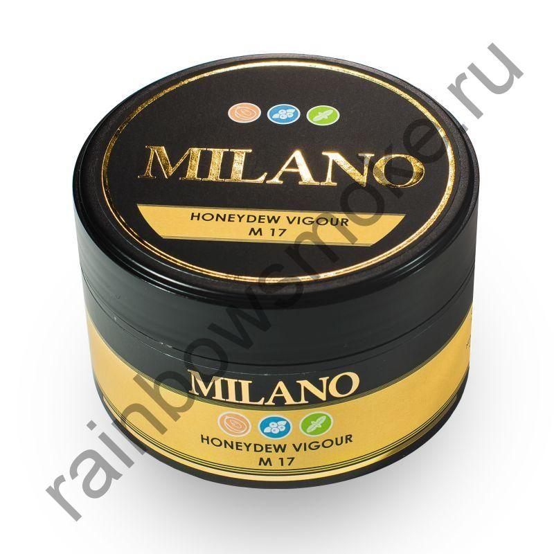 Milano 100 гр - M17 Honeydew Vigour (Мускатная Дыня, Черника и Мята)