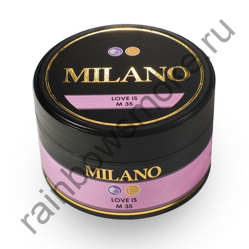 Milano 100 гр - M35 Love Is (Это Любовь)