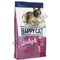 """Эдалт Стерилизат """"ХЭППИ КЭТ"""" ФитВелл- корм для стерилизованных и кастрированных кошек"""