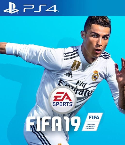 Игра FIFA 19 Ps4 + Ultimate Team ( русская версия )