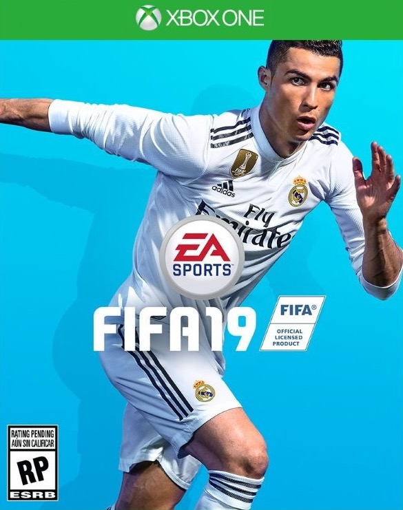Игра FIFA 19 Xbox One русская версия