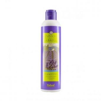 Натуральный шампунь для нормальных и жирных волос 250 мл
