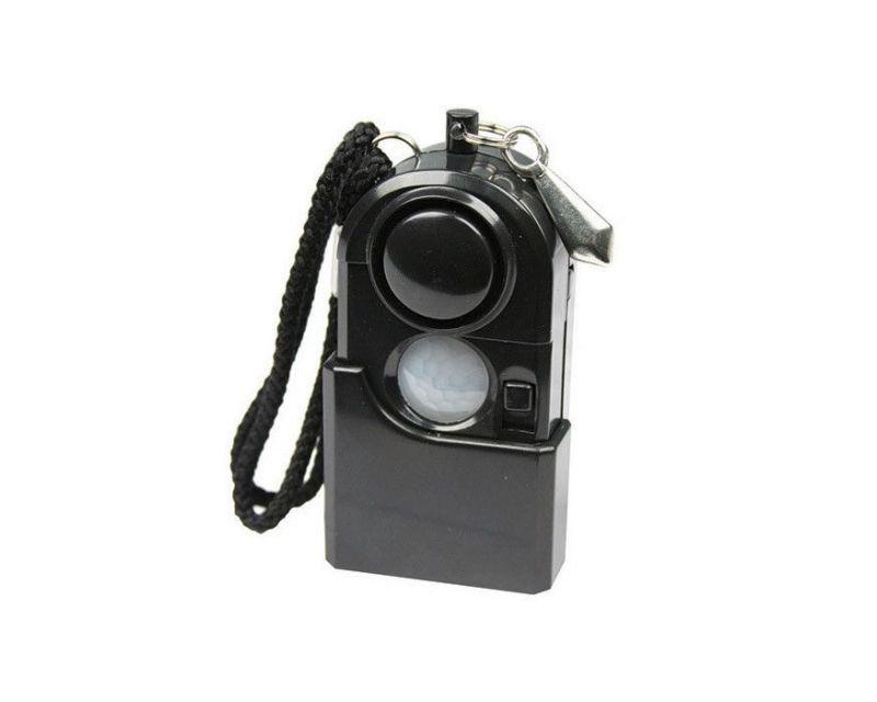 Брелок-сигнализация 3 в 1  The Mini Pir Personal Alarm