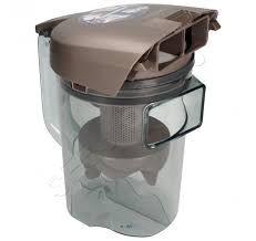Контейнер пылесоса TEFAL (Тефаль) в сборе с фильтром. Артикул RS-RT900593