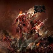 "MORBID ANGEL ""Kingdoms Disdained"" 2017"