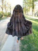 где купить пошить шубу из седого соболя в Москве фото отзывы