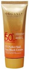 Well-being Health Pharm Co. YePpeunEolGul Super UV Sun Block Cream Крем солнцезащитный для лица SPF 50 PA+++ с фитостволовыми клетками и фильтратом секрета улитки