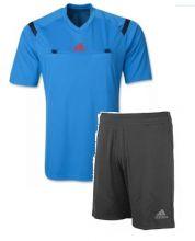 Форма судейская Adidas Referee 14 голубая