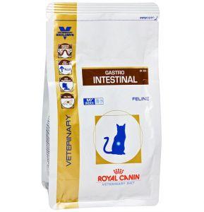 Корм сухой Royal Canin Gastro Intestinal диета для кошек при нарушении пищеварения 0,4 кг