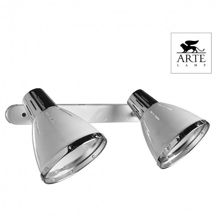 Спот Arte Lamp Marted A2215AP-2WH