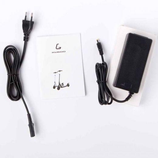 Зарядное устройство для электросамоката KUGOO S3/S2
