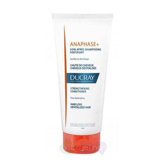 Ducray Anaphase+ Укрепляющий кондиционер для ухода за ослабленными, выпадающими волосами, 200 мл
