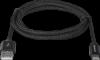 USB кабель ACH01-03T PRO USB2.0 Черный, AM-LightningM, 1m,2.1A