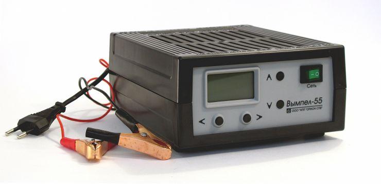 Пуско-Зарядное устройство Вымпел-55 18А
