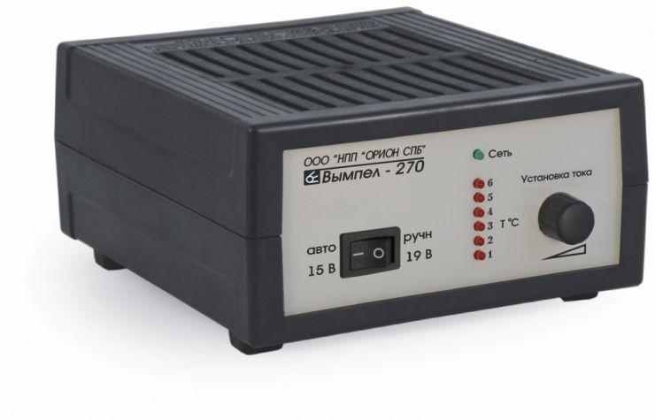 Зарядное устройство НПП Орион Вымпел-270 6А