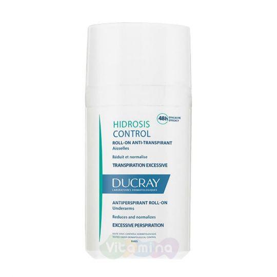 Ducray Hidrosis Control  Дезодорант-антиперспирант шариковый против избыточного потоотделения
