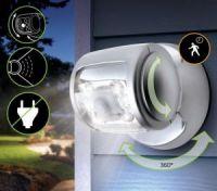 Светодиодный светильник с датчиком движения Wireless Led Porch Light (5)