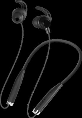 НОВИНКА. Беспроводная гарнитура OutFit B730 черный, шейный обод, Bluetooth