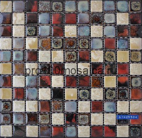 CYH25504. Мозаика серия RUSTIC,  размер, мм: 300*300*5 (IMAGINE.LAB)
