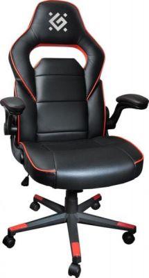Игровое кресло Corsair CL-361 Черный/Красный,полиуретан,50мм