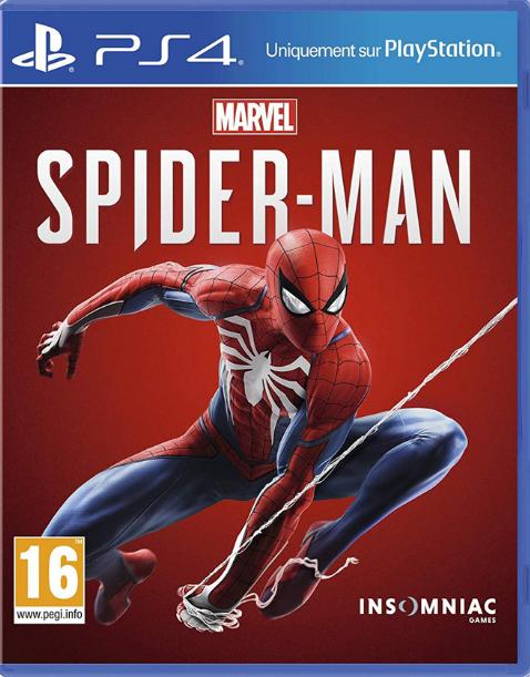 Игра Marvel Spider-Man (2018) (PS4) Человек-Паук