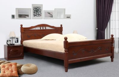 Кровать Людмила-17