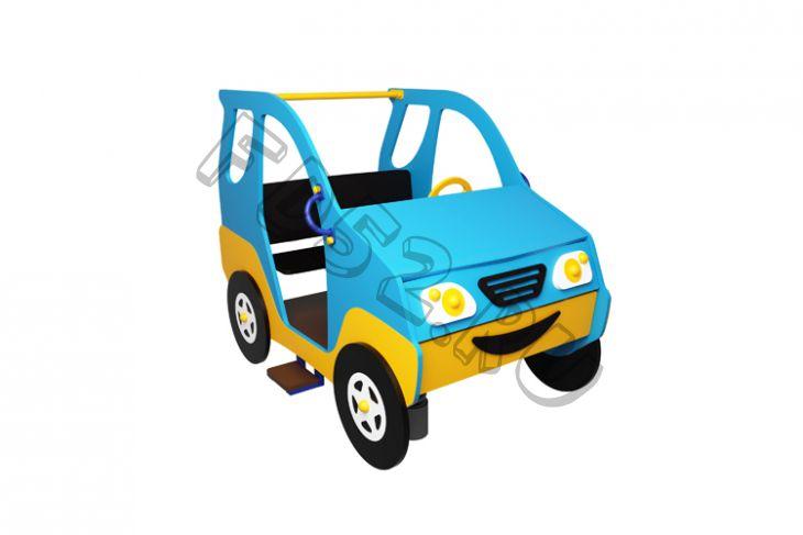 Качалка Джип двухместный 1440х1100х1280