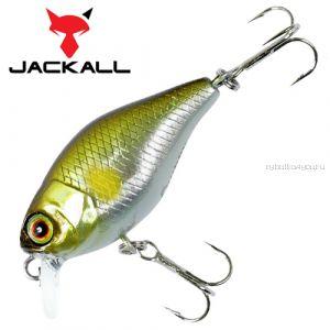 Воблер Jackall Chubby 38мм / 4,2 гр / Заглубление: 0,6 - 1 м / цвет: ayu