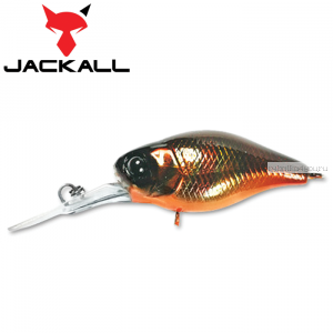 Воблер Jackall Diving Chubby 38F 38 мм / 4,3 гр / Заглубление: 1 - 1,5 м / цвет: twinkle bug