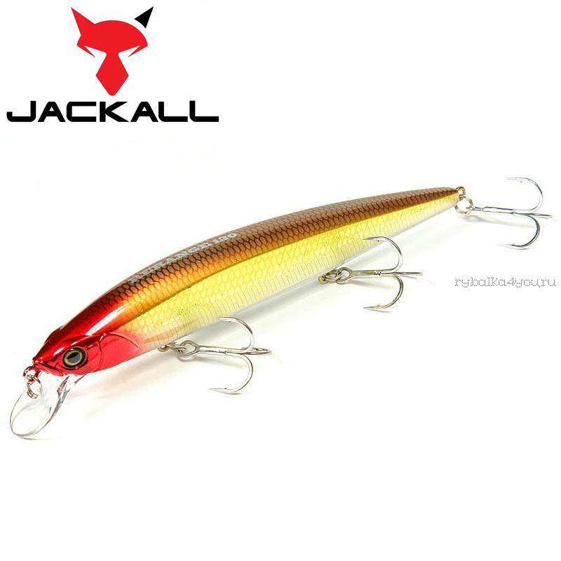 Воблер Jackall Rerange 130SP 130 мм / 21,5 гр / Заглубление: 1,5 - 2 м / цвет: th uroko hl clown