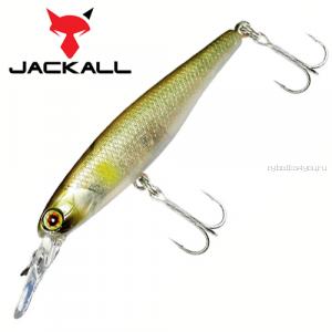 Воблер Jackall Squirrel 76 мм / 8,6 гр / Заглубление: 1 - 1,5 м / цвет: ayu