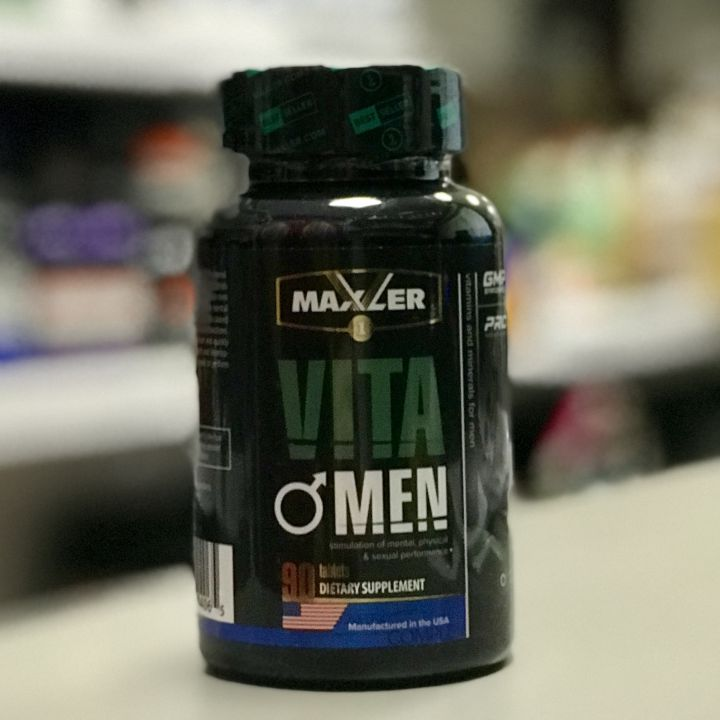 Maxler - VitaMen (90 таб)