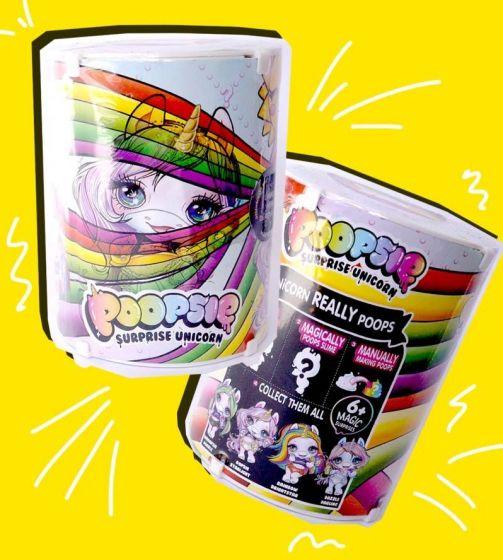 Кукла единорожка Poopsie Surprise Unicorn 6 предметов + слайм