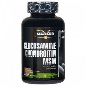 Glucosamine Chondroitin MSM от Maxler 180 таб
