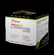 Premium L-carnitine 3600 от Sport Victory Nutrition 25 мл 1 амп