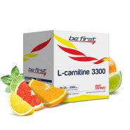 L-carnitine 3300 мг от be first 25 мл 20 амп
