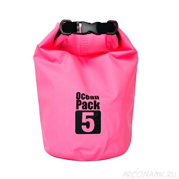 Водонепроницаемая сумка-мешок Ocean Pack, 5 L