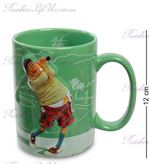 "Чашка гольфист ""Mug The Golfer. Forchino"""
