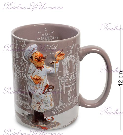 "Чашка повар ""Mug The Cook. Forchino"""